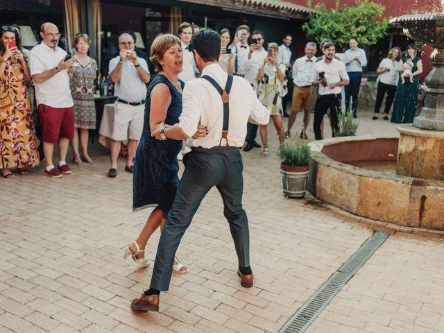 La boda de Ale y Laure en Almorox, Toledo 138