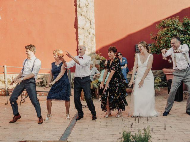 La boda de Ale y Laure en Almorox, Toledo 139