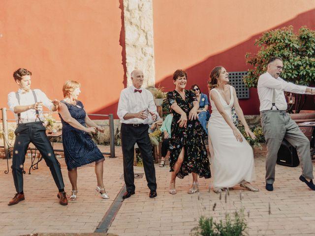 La boda de Ale y Laure en Almorox, Toledo 140