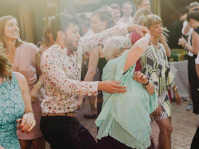 La boda de Ale y Laure en Almorox, Toledo 142