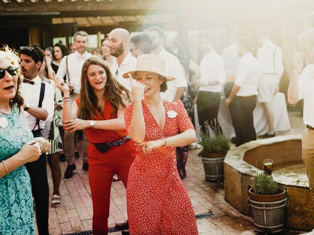 La boda de Ale y Laure en Almorox, Toledo 145