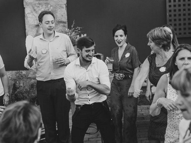 La boda de Ale y Laure en Almorox, Toledo 147