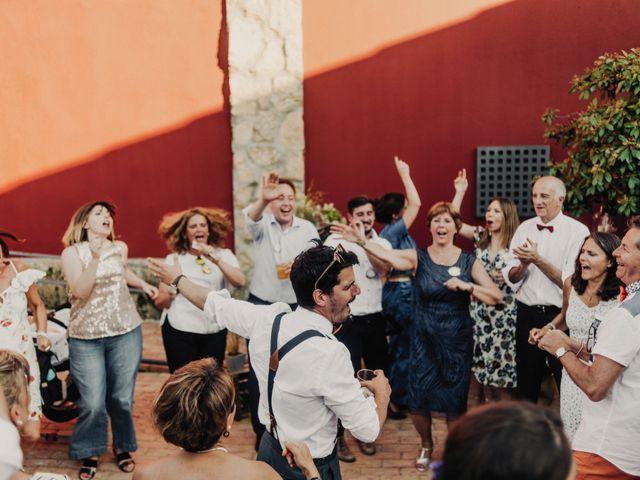 La boda de Ale y Laure en Almorox, Toledo 148