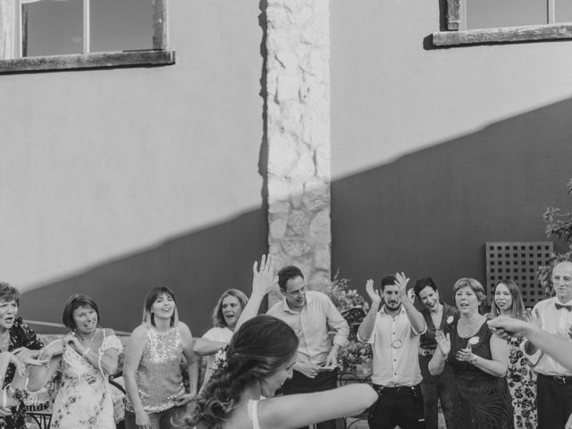 La boda de Ale y Laure en Almorox, Toledo 150