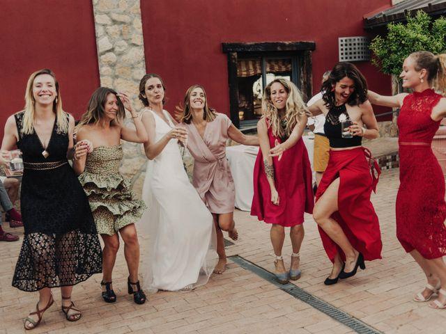La boda de Ale y Laure en Almorox, Toledo 152