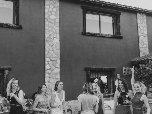 La boda de Ale y Laure en Almorox, Toledo 153