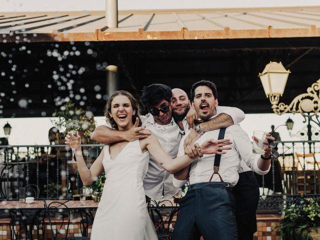 La boda de Ale y Laure en Almorox, Toledo 163