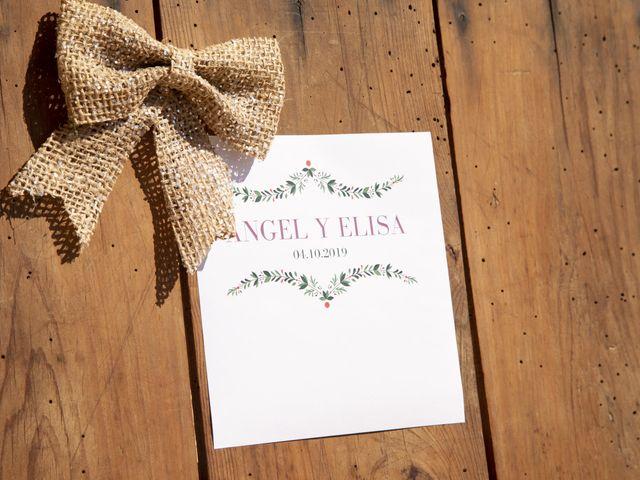 La boda de Ángel y Elisa en Campos, Islas Baleares 1