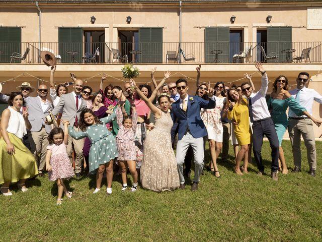 La boda de Ángel y Elisa en Campos, Islas Baleares 5