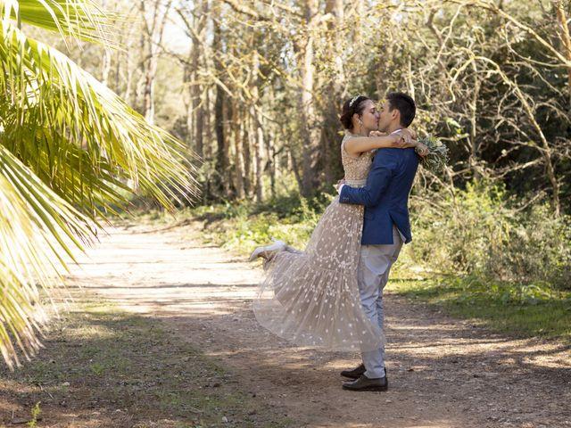 La boda de Elisa y Ángel