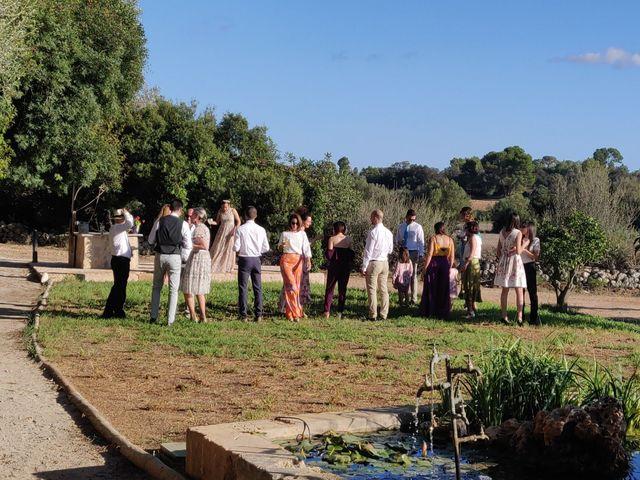 La boda de Ángel y Elisa en Campos, Islas Baleares 7