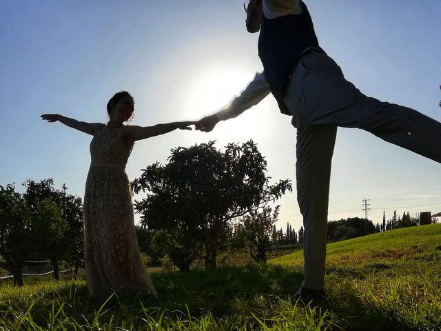 La boda de Ángel y Elisa en Campos, Islas Baleares 9