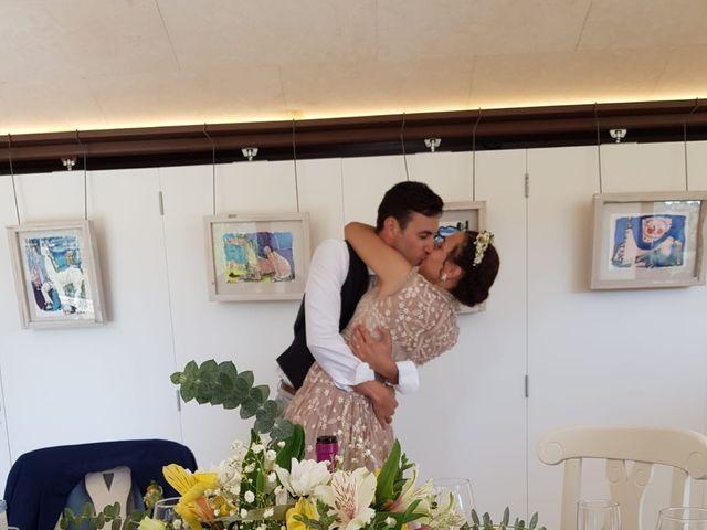La boda de Ángel y Elisa en Campos, Islas Baleares 11