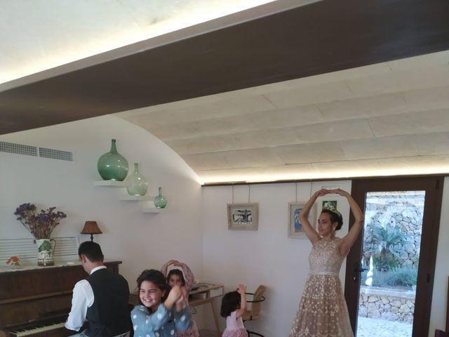 La boda de Ángel y Elisa en Campos, Islas Baleares 12