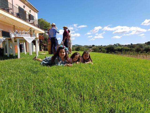 La boda de Ángel y Elisa en Campos, Islas Baleares 13