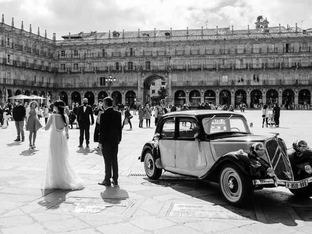 La boda de Pedro y Paloma en Salamanca, Salamanca 14