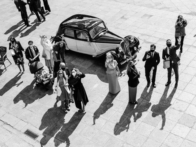 La boda de Pedro y Paloma en Salamanca, Salamanca 17