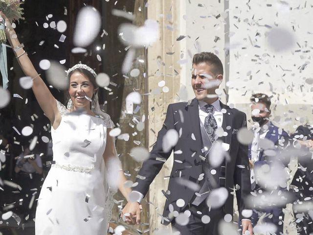 La boda de Lucía y Vicente