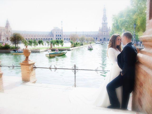 La boda de Javier y Arantxa en Córdoba, Córdoba 12