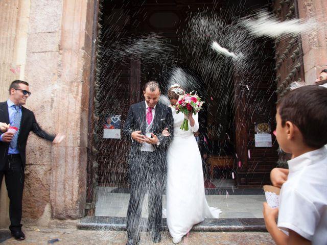 La boda de Javier y Arantxa en Córdoba, Córdoba 25