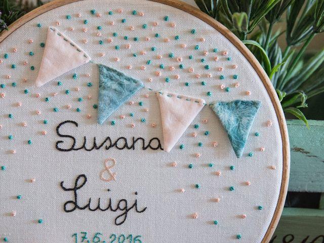 La boda de Luigi y Susana en Bigues, Barcelona 6