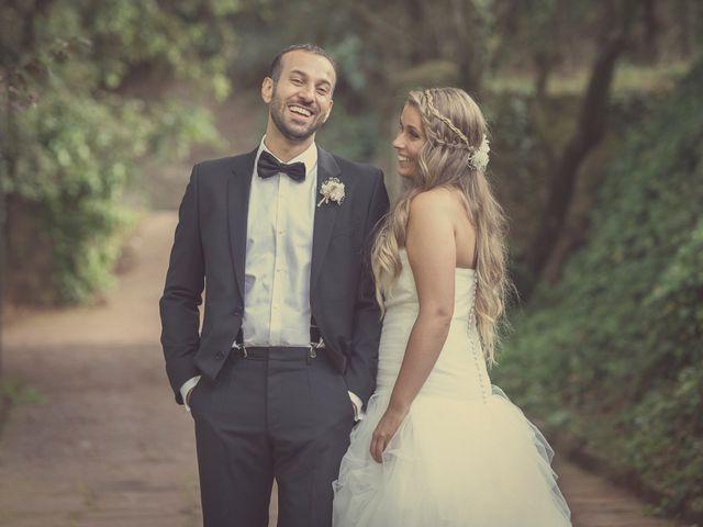 La boda de Susana y Luigi