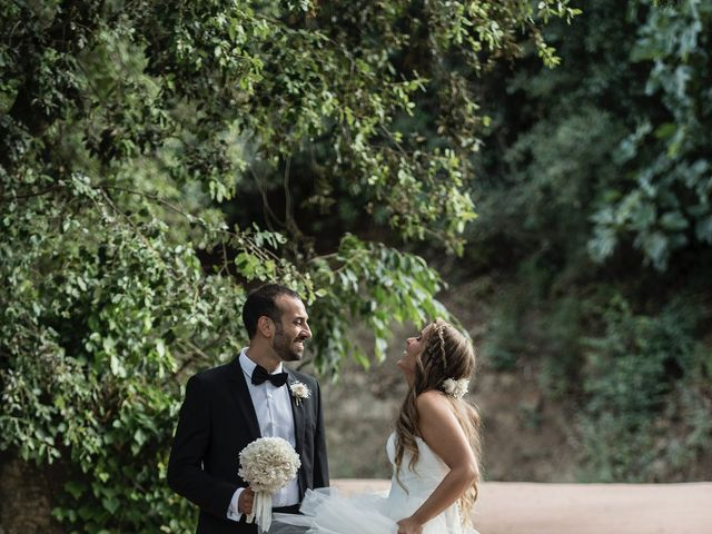 La boda de Luigi y Susana en Bigues, Barcelona 35