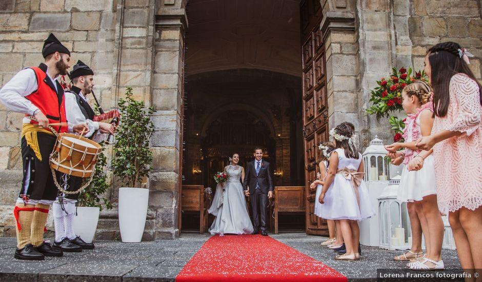 La boda de Alberto y Miriam en Cangas De Narcea, Asturias