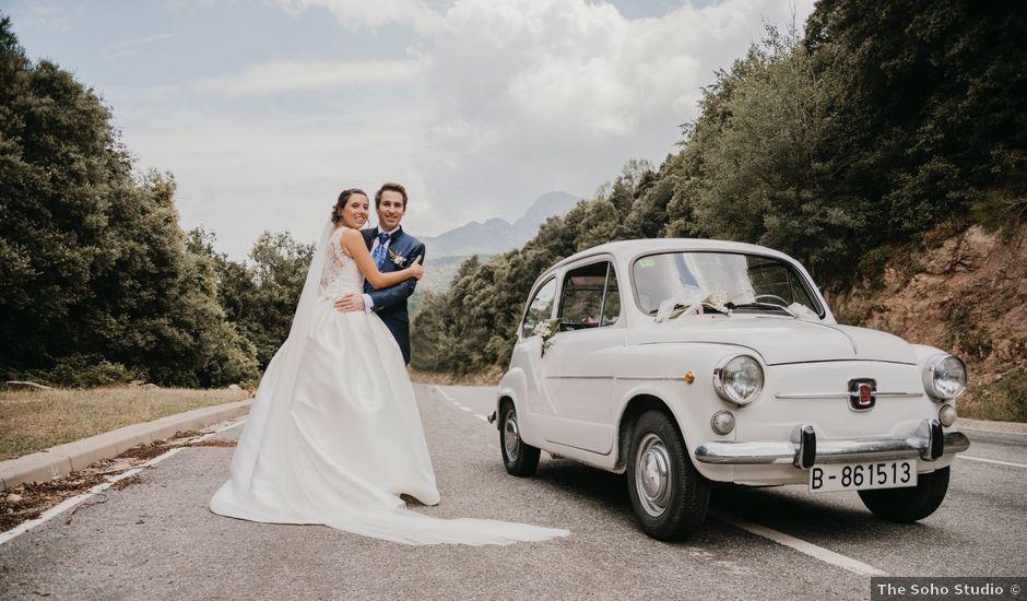 La boda de Gerard y Ari en Viladrau, Girona