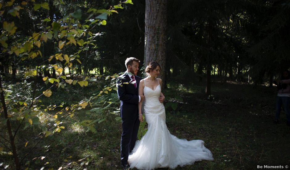 La boda de Jaime y Almudena en Madrid, Madrid