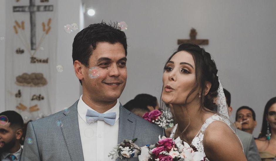 La boda de Luigi y Marité  en Santa Cruz De Tenerife, Santa Cruz de Tenerife