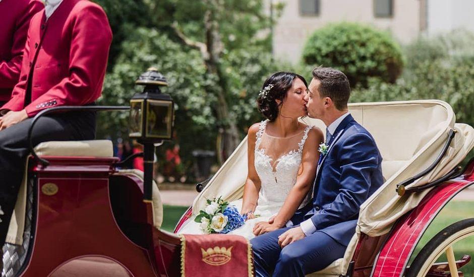 La boda de Cristian y Nuria en Alcalá De Henares, Madrid