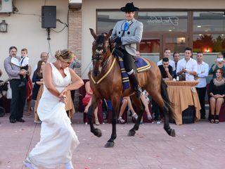 La boda de Mª Luz y Vladi 2