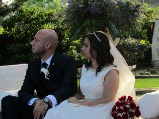 La boda de Sheila y Ramon