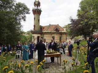 La boda de Patricia y Manuel 1