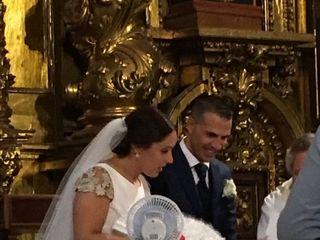 La boda de Macarena  y Antonio  2