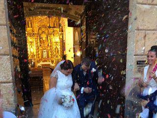 La boda de Macarena  y Antonio