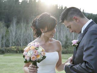La boda de Lidia y Oriol