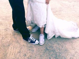 La boda de Bárbara  y Javi 1