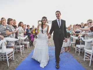 La boda de Carmen Gloria  y Fernando