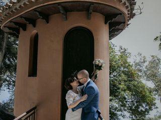 La boda de Yurena y Waldemar