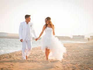 La boda de Elena y Tete
