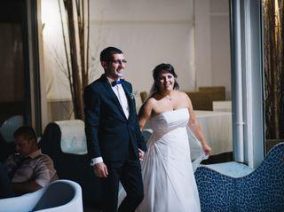 La boda de Alina y Gabriel 1