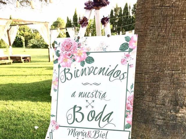 La boda de Biel Gelabert y Maria Antonieta en Manacor, Islas Baleares 5