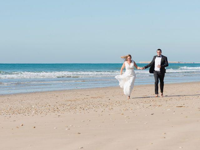 La boda de Vladi y Mª Luz en Puerto Real, Cádiz 1