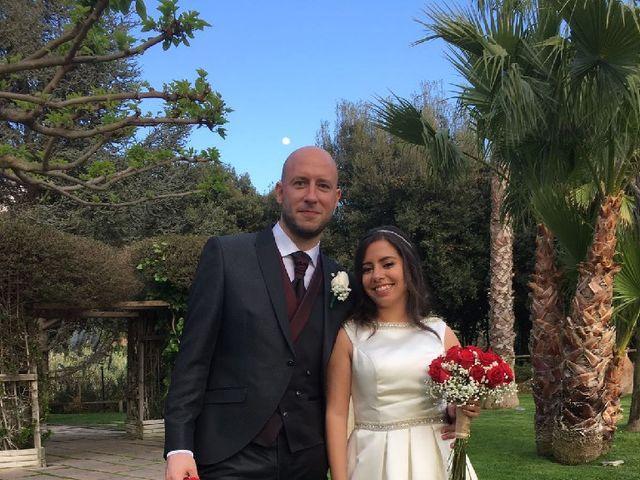 La boda de Ramon y Sheila en Sant Vicenç De Montalt, Barcelona 5