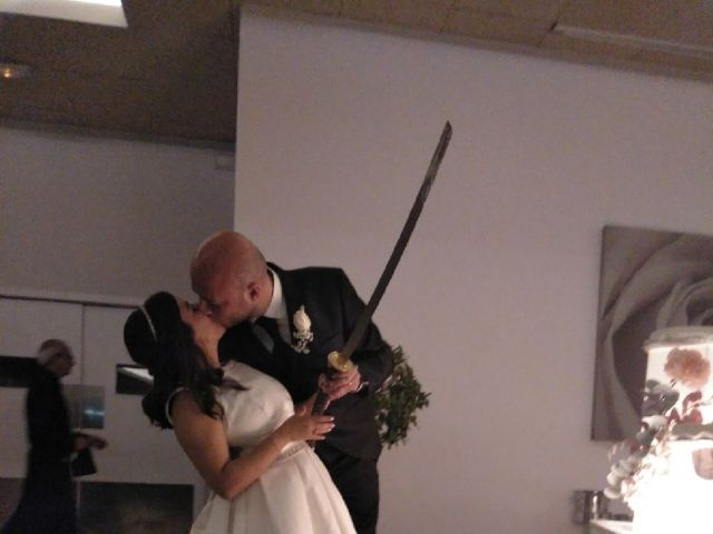 La boda de Ramon y Sheila en Sant Vicenç De Montalt, Barcelona 6