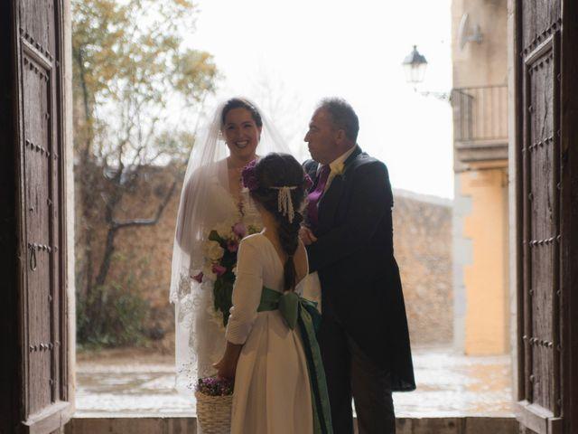 La boda de Jaime y Veronica en Torroella De Montgri, Girona 10
