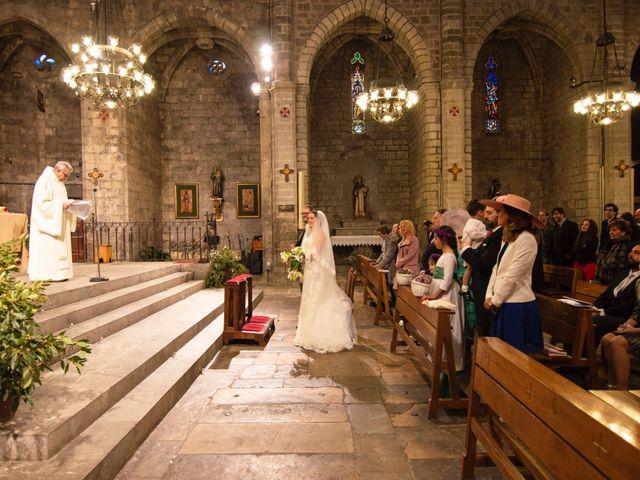 La boda de Jaime y Veronica en Torroella De Montgri, Girona 11