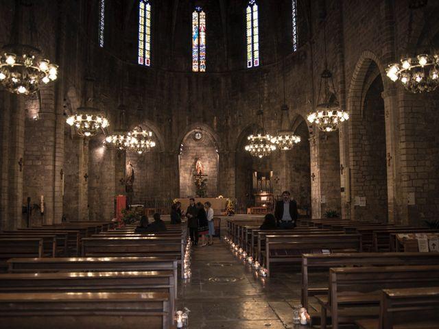 La boda de Jaime y Veronica en Torroella De Montgri, Girona 20